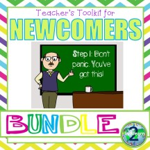 Newcomers Bundle Square Cover